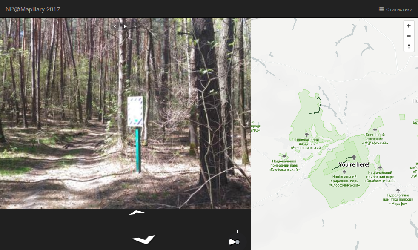 NP@Mapillary 2017 - конкурс геотегированных фото природно-заповедного фонда Украины